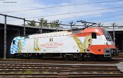 541-001 SZ (vsoe) Tags: train austria sterreich siemens eisenbahn railway zug parade berge taurus bahn bb lok drehscheibe elok traktion werbelok