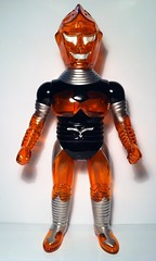 Jet Jaguar custom (Mr.D-luX) Tags: toy vinyl custom kaiju dlux s7 super7 jetjaguar sofubi monsterkolor