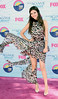 Victoria Justice, at the 2012 Teen Choice Awards held at the Gibson Amphitheatre - Arrivals Universal City, California