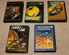 Llamasoft games collection for the C64 (Andys Retro Computers) Tags: game matrix computer retro tape commodore c64 llamasoft commodore64 gridrunner jeffminter laserzone revengeofthemutantcamels metagalacticllamasbattleattheedgeoftime