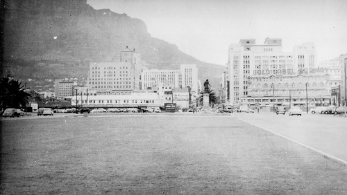 South African photographs from 1954 - Cape Town