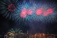 2012  (philoschen) Tags: trip travel pier nikon taiwan firework taipei nightscene       d90  fireworkshow  tataocheng nikon1685mm