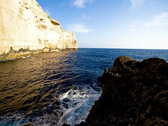 Malta - Magnificent cliffs