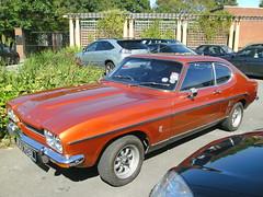 1973 Ford Capri 3.0 GXL Auto Mk1 (micrak10) Tags: auto ford capri 3000 gxl