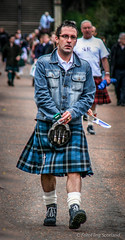 Kiltie (FotoFling Scotland) Tags: glasses kilt cigarette fag sporran cigarettepacket