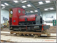 Statfold Barn Railway Open Day 29-3-2014 (wrecksandrelics) Tags: st steam steamlocomotive saddletank hunslet statfoldbarn statfoldbarnrailway 2ftgauge 2ftgaugerailway hunsletemgineco