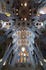 Sagrada Familia (Pam & Ben) Tags: barcelona spain nikon sagradafamilia d800