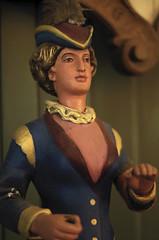 Tilden Carousel Statuette (Mr.Wilson aka Mr.Wizard) Tags: ca 50mm oakland pentax carousel tildenpark k50 tildencarousel 50mmyongnuo