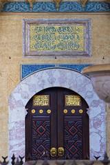 Sarajevo (tm-tm) Tags: door europe sarajevo bosnia bosna v15 bosniaandherzegovina bosnaihercegovina