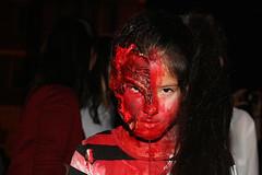 Brava bimba (cicciobaudo) Tags: cosplay zombie bologna horror sangue ragazza 2016 zombiewalk