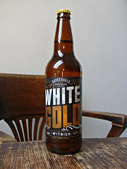 White Gold (knightbefore_99) Tags: canada west beer real coast bottle bc cerveza ale tasty bomber camra hops pivo barkerville whitegold witbier
