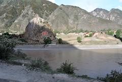 So close yet so far (wfung99_2000) Tags: china river border tibet sichuan jiang  dege baiyu s317 jiansha