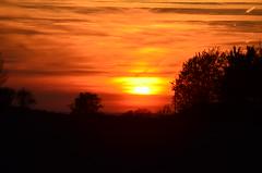 Sundown Sonnenuntergang Soest (Mai 2016)_013 (inextremo96) Tags: sonne sun sole crack soest germany deutschland windrad sonnenuntergang sunddown wolken garbsen niedersachsen hannover dmmerung twilight