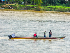 Reise (felipebeatle) Tags: people river boat colombia afro culture choc atrato quibd