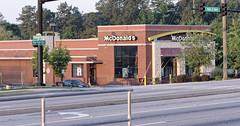 McDonald's on Hwy 78 (a.k.a. Main St) (micro.burst) Tags: georgia suburban mcdonalds gwinnett snellville