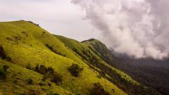 Western Ghats - Kodachadri, India (Kartik Kumar S) Tags: india mountains clouds canon landscape hills greenery karnataka westernghats ghats kodachadri 600d