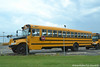 IC CE School Bus (OK) (Trucks, Buses, & Trains by granitefan713) Tags: ic international schoolbus conventional manufacturer pusher typec icce schoolbuses typed icre rearengine newbus internationalbus icbus newschoolbus