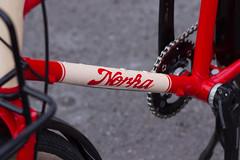 _MG_8335 (NorkaBizi) Tags: bicycle cargo frame lug framebuilding cargobike lugs