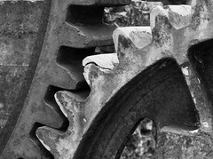 Cogs and wheels (Laura Parker UK) Tags: closeup machinery grenada caribbean cogs spiceisland