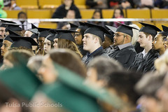 6D-2784.jpg (Tulsa Public Schools) Tags: school people usa oklahoma students student unitedstates graduation tulsa commencement ok alternative graduates tps tulsapublicschools