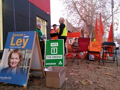 20160614_171329 (heritagefutures) Tags: street for election australian nsw swift federal voting indi albury 2016 farrer prepoll electorates