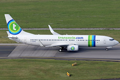Transavia France Boeing 737-8K2 F-GZHO (c/n 43880) (Manfred Saitz) Tags: vienna wien france airport boeing flughafen transavia vie 737800 freg schwechat loww 738 b738 fgzho