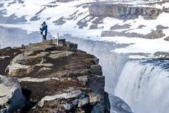 Vi Dettifoss (piparinn) Tags: landscape iceland waterfalls sland dettifoss vetur fossar landslag heidar wintter norurland piparinn inngeyjarssla
