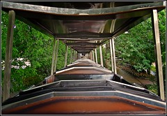 Soltau - MONORAIL - heide park resort - lower saxony (F.G.St) Tags: camera city diverse saxony award only simply soe bremerhaven munster compact autofocus talsperre lowersaxony soltau greatphotographers a totalphoto frameit colourartaward awardb nikonflickraward nikonflickrawardgold magicmomentsinyourlifelevel2 magicmomentsinyourlifelevel1 vigilantphotographersunite soltau19062013