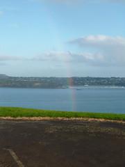 After the Rain (<aj>) Tags: rainbow devonport