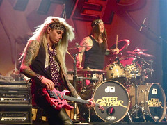 "Steel Panther @ Le Bataclan, Paris, 25.03.2012 • <a style=""font-size:0.8em;"" href=""http://www.flickr.com/photos/35303541@N03/6874079438/"" target=""_blank"">View on Flickr</a>"