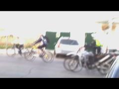 Motociclista Policía Local Mérida (ÁlvaroBa) Tags: local 092 motocicleta motociclista mérida policía