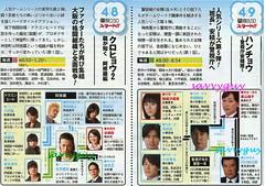 4.8 TBS クロヒョウ2  龍が如く阿修羅編 4.9 TBS  ハンチョウ~警視庁安積班