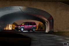 Tunnel-Glow (Joey Newcombe) Tags: lightpainting wow liberty cool jeep awesome tunnel greatshot portfolio theurbansniper joeynewcombe