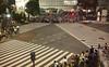 47 seconds in Shibuya 1/5 (Alberto Sen (www.albertosen.es)) Tags: japan night tokyo noche nikon cross shibuya alberto starbucks japon sen cruce tokio albertorg