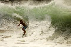 DSC01219 (palmtreeman) Tags: ocean sea beach water surf waves surfing wedge skimming