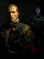 The Last Hope For Mankind (Wizard of X) Tags: 16 terminator christianbale t600 hottoys johnconnor wizardofx terminatorsavation