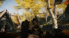 Hard Work (-Deadrocks-) Tags: game dead video screenshot shot screen elder end thrills scolls skyrim deadendthrills