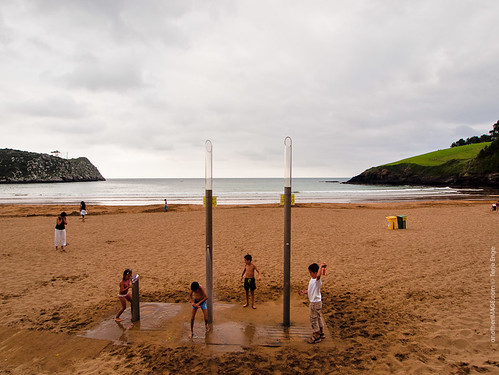Children Beach Shower