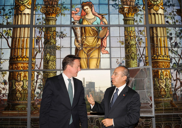 Thumbnail for Prime Minister David Cameron in Mexico