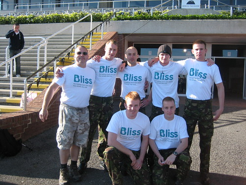 BLISS - UK Sponosred Charity Walk - Just Walk