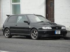 1994 Nissan Pulsar GTI-R (GoldScotland71) Tags: nissan sunny 1994 import pulsar 1990s jdm gtir m984xws