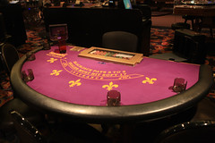 554T5193 (cliff1066) Tags: new craps bar river mississippi table la orleans louisiana neworleans casino chips gaming poker frenchquarter mississippiriver roulette gamble betting bet aces stud texasholdem slots crescentcity holdem blackjack harrah 7card