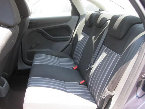 2010 Ford Focus Ambiente