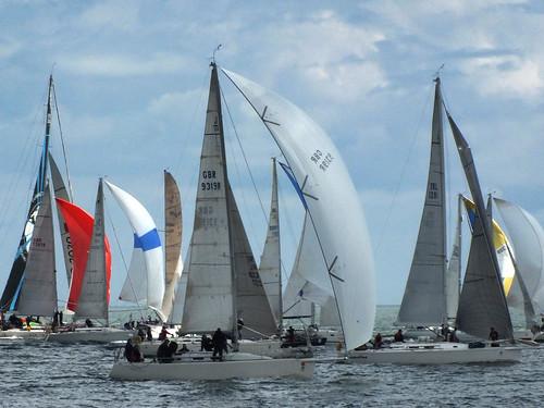 ireland yacht wicklow 2012 sailfest ©julianaimages2012