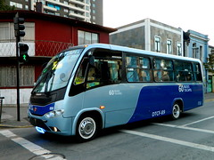 60 Buses Tucapel /// Novedad **.- (Mati 021 [*M.P*]) Tags: senior buses mercedes