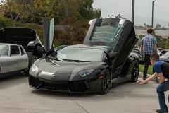 Lamborghini Aventador (CFlo Photography) Tags: house wheel open wheels rim lamborghini 2012 hre cflo aventador hreopenhouse cflophotography