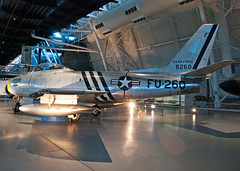 48-0260 F-86A Sabre (Irish251) Tags: usa museum virginia fighter aircraft aviation north jet sabre american va steven hazy chantilly udvar f86 nasm f86a 480260