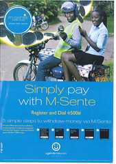 Uganda-M Sente-Marketing