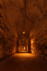Fort Meagher at Camden tunnels (Gordon Kinsella) Tags: ireland irish army harbour fort camden cork navy corps artillery armory defence meagher crosshaven