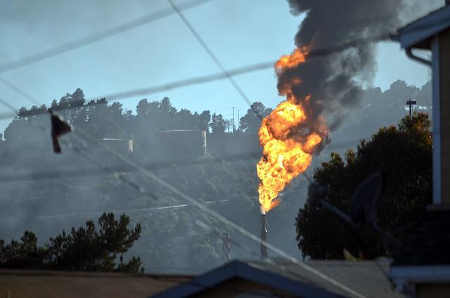 Chevron Fire